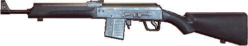 SAIGA .308