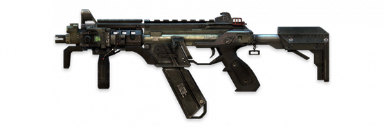 R-97 Compact SMG