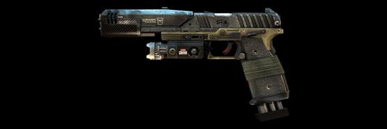 Smart Pistol MK5